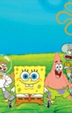 Sponge Bob Square pants and Friends by SetiawanGriezmann21