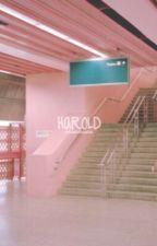 Harold   ∆  haylor by mxsaichearts