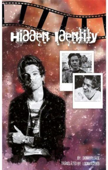 Hidden Identity ~Larry AU~