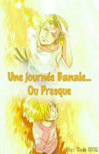 ☀Une Journée Banale... Ou Presque☀  [Zosan] by Tsuki8332