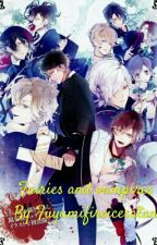Diabolik lovers x Adopted Sister Reader X Fairy Tail  by Fuyumifireicesatan