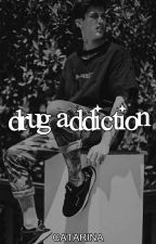 drug addiction × d.l by -a_catarina