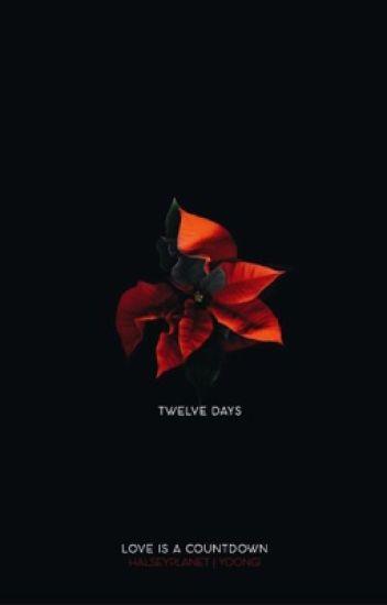 twelve days   yoongi.