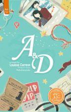 A & D by PenerbitHaru