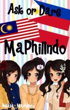 Ask or Dare MaPhilIndo by aph-reina