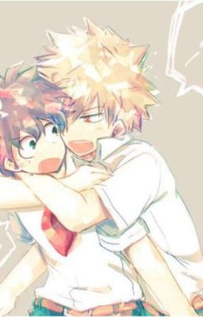 I like you Shitnerd! (Bakugou Katsuki X Midoriya Izuku) One-Shots