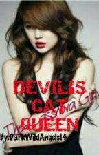 Devil's Cat Queen. by DarkWildAngels14