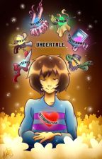 The Life Of The Six Human Souls - an Undertale Fanfiction [NOT DISCONTINUED] by SO-MUCH-CHAOS