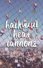 haikyuu! head cannons by -oceanrising
