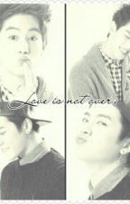 Love Is Not Over.~ MarkSon~ by -Swxxyth