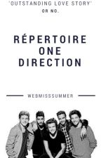 Répertoire || One Direction by SumAndLey