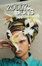 Zodiac signs ❀ by marlborv
