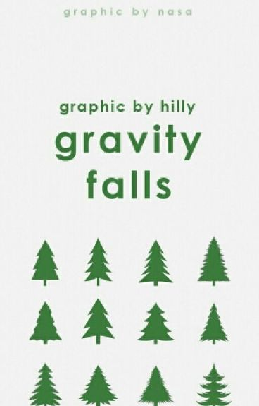 gravity falls // graphics by hilly [cfc]