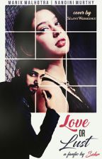 MaNan~LoVe Or LuSt by Dark_Infinite_Flame