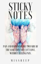 Sticky Note by misSheep