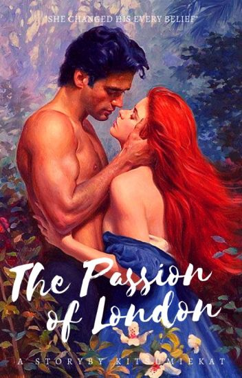 The Passion of London [Highlander's Love #1]