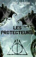 LES PROTECTEURS.  by NiniCali