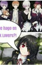 !¿yo En Diabolik Lovers?! by kirumi30