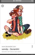 Wendy&dipper by ibrahim2300