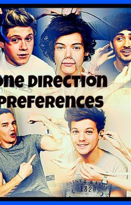 One Direction Preferences.