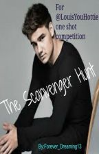 The Scavenger Hunt- LouisYouHottie One-Shot Competition by WhiteConverseNeeded