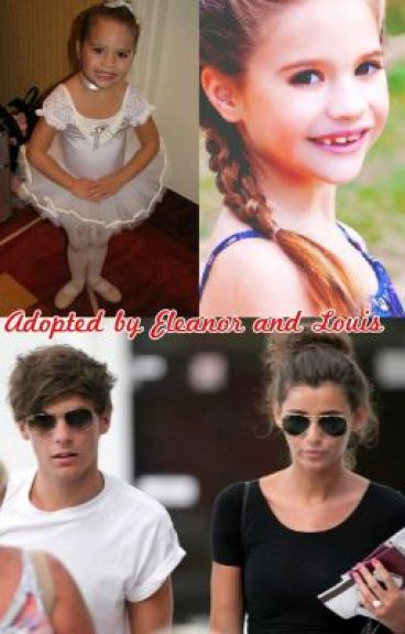 Adopted by Eleanor and Louis
