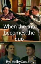 When the trio becomes the duo by LoopyFandom4