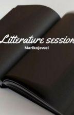 Literature Session [Yoonmin] by Marikojewel