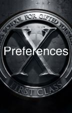 X-Men Preferences by LuckyNickel4