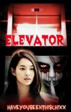 Elevator [ OneShot ] by HaveYouSeenThisChixx