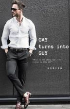 GAY TURS INTO A GUY by pristinelymaiden