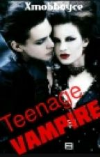Teenage Vampire  by xmobboyce