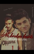 No broken hearts | Ziam Mayne by deaktiviert4ever