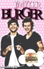 I am your burger. +Larry by adoreharvy94