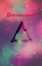 Nominaciones by MissN_2608
