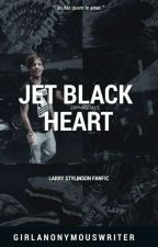 Jet Black Heart (L.S) by girlanonymouswriter