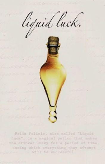 Liquid Luck {Sirius Black}