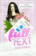 Full Text √ by KADachune26