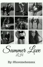 Summer Love  by luvemehemmx