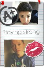 Staying Strong by loveenana89