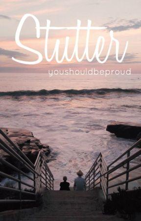 Stutter || Larry Stylinson by youshouldbeproud