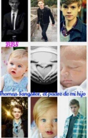 Thomas Sangster, El Padre De Mi Hijo ~Segunda temporada de Dylan O'brien es mi.. by BelenBrodieSangster