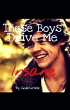 These Boys Drive Me Insane (One Direction FanFic) by undesirxble