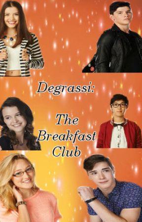 Degrassi: The Breakfast Club by Skaterchick92