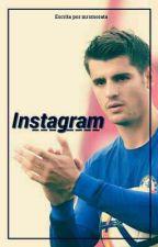 Instagram ; Álvaro Morata (hot) by mrsmorata