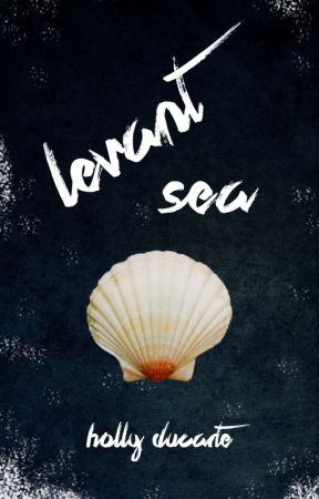 Levant Sea by hollyducarte