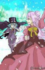 The girl who resemble to Rose Shadow JokerxReader (Kaitou Joker) by Tsukiko05