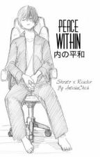 Shouto x Reader | Peace Within | Boku No Hero Academia by Atsuyo_matsu