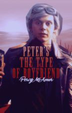 Peter's the type of boyfriend »Quicksilver  by -PercyMiAmor