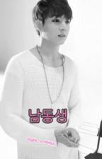 남동생 • [Jeon Jungkook] by suga_eomma